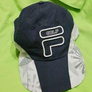 Fila golf 5 panel hat