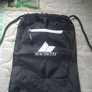 Macbeth String Bag