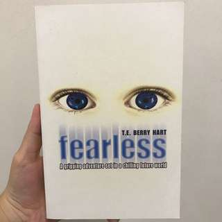 Fearless by T.E. Berry Hart
