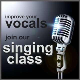 Singing / Vocals