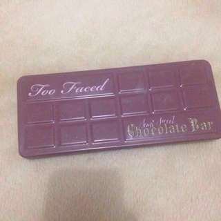 Too Faced Semi-sweet Chocolate Bar Eyeshadow Palette