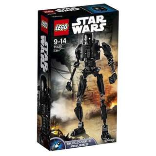 LEGO 75120 K-2SO Star Wars Buildable Figures