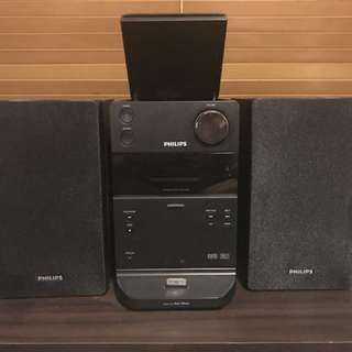 Philips Micro System DCM186B Docking Station