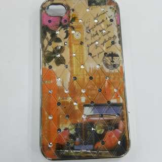 Case Iphone 4 Berbagai Motif