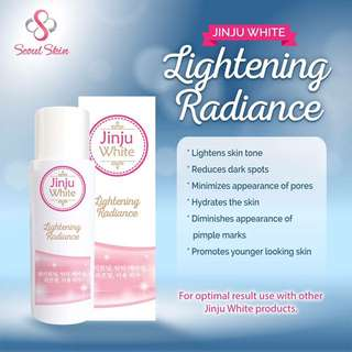 lightening radiance(serum&toner)