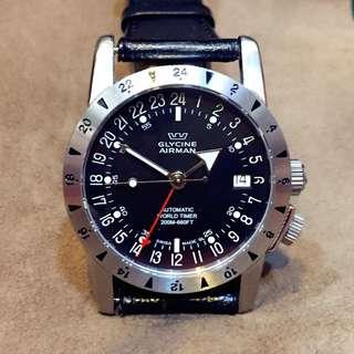 Glycine Airman Automatic Mens Watch