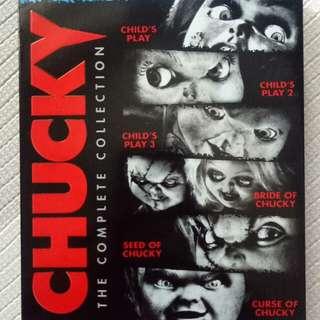 Blue Ray Chucky