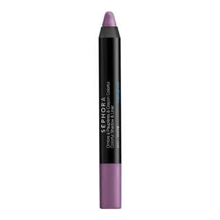 Sephora colorful Shadow & Liner Matte downtown girl purple