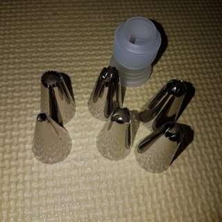Icing tips - last set left