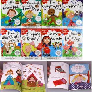 Clare Fennell Reading with Phonics 10 Children's Books Collection Set New Pack