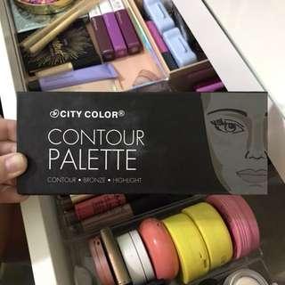 city colours contour palette