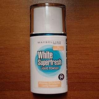 Maybelline Superfresh Liquid Powder