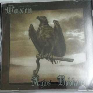 Music CD (Metal): Waxen–Agios Holokauston