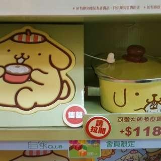 Pompompurin鴻福堂 煮食鍋