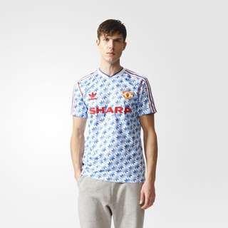Authentic Adidas Originals Manchester United Jersey