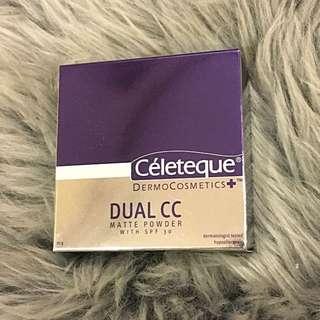 Céleteque Dual CC Natural Matte Powder