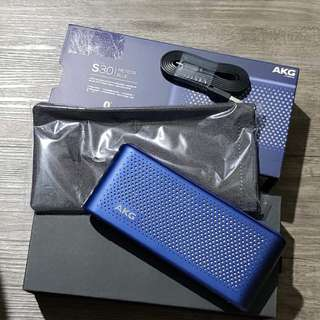 AKG S30 All-In-One Portable Bluetooth Speaker