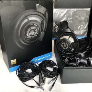 Sennheiser HD800S HD800 Flagship Headphones