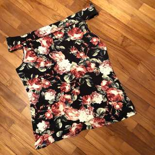 Floral Top from H&M