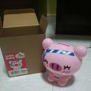 Bank box (pig)