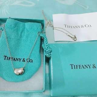 Tiffany & Co. 頸鍊 ELSA PERETTI® BEAN 鍊墜