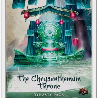 Legend of the Five Rings LCG: The Chrysanthemum Throne