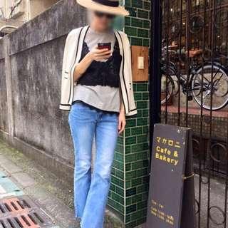 全新轉賣 yolatengo 小香風針織外套