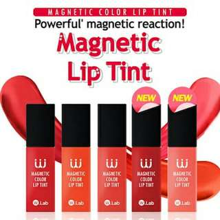 INSTOCK! W.lab Magnetic Lip Tint NEW!