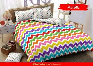 Bed Cover Set KINTAKUN 180 X 200 - Ausie