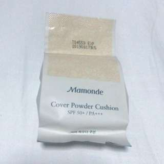MAMONDE cover powder cushion refill