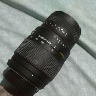 Sigma 70-300mm f4-5.6