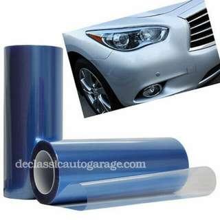 Sticker Hybrid For Headlamp & Stoplamp