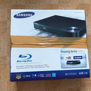 Blu Ray Player (barely used)