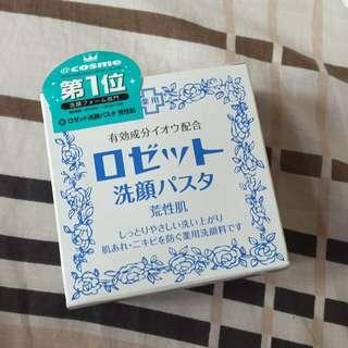 Rosette 溫泉精華洗面膏 (荒性肌)