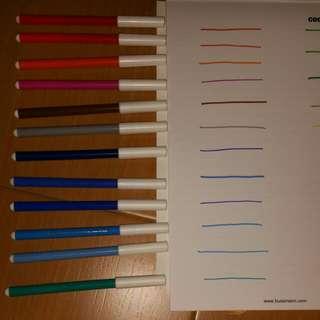 Pelikan Colorella Star coloured markers