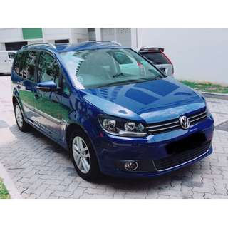 MPV 7-Seater CAR FOR RENT