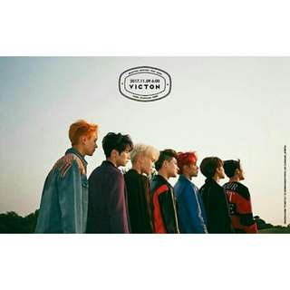 (Preorder) VICTON -FROM. VICTON