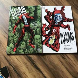 Deadman by Neal Adams vol 1 and 2 TPB