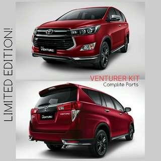 Bodykit Toyota Innova Venturer