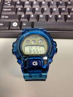 GShock Jelly Blue