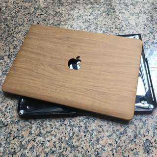 Macbook Pro 15 Retina wooden design case - 2015