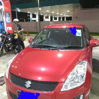 Suzuki Swift 1.4 Auto GLX Plus