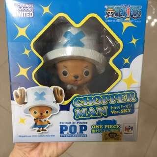 Original One Piece ChopperMan Ver Sky Limited Edition(MISB)