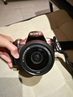 Sony a330(FURTHER MARKDOWN)