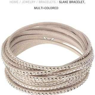 Swarovski Slake Bracelet (AUTHENTIC)