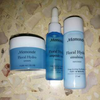 Hydration Trial Kit - Mamonde