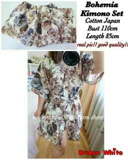 Kimono/baju tidur