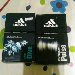 Adidas natural spray for 600 both