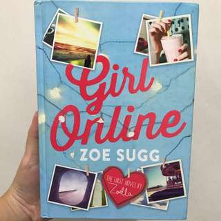 Girl Online by Zoella Sugg