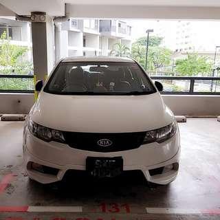Kia Forte Hatchback 1.6 Auto SX 6-Speed